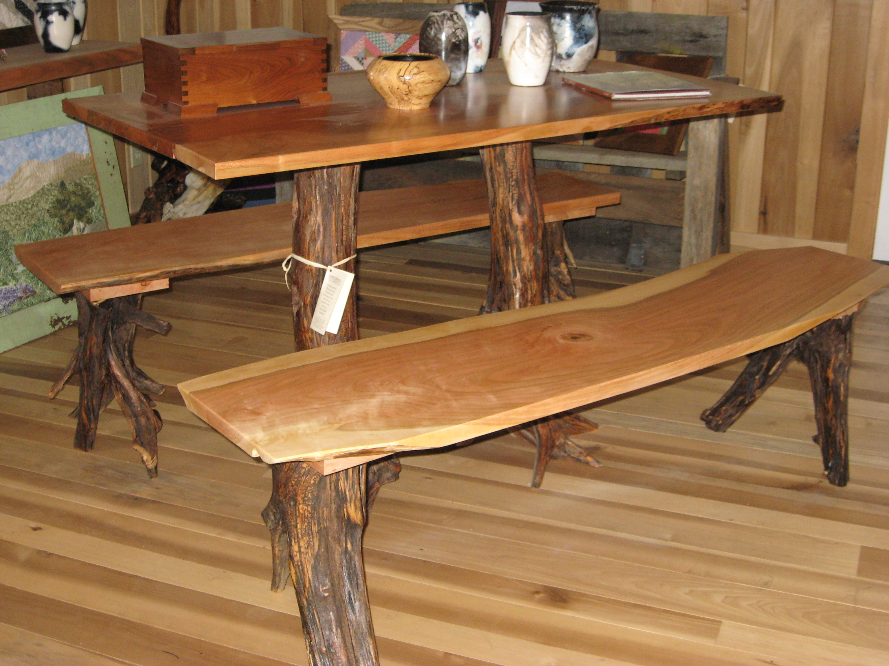 custom furniture reclaimed wood